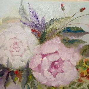 bujori-roz