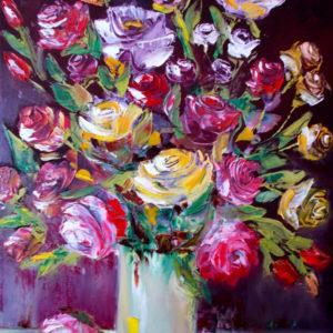 natura-statica-cu-trandafiri