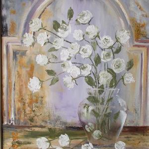 trandafiri-albi