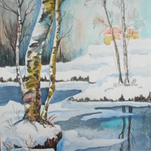 acuarela-4-iarna